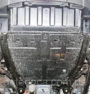 Защита двигателя Ssang Yong Korando - фото №9