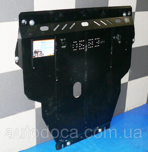 Захист двигуна Volvo V40 - фото №4