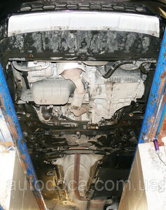 Захист двигуна Volvo V40 - фото №6