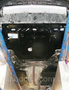 Захист двигуна Volvo V40 - фото №5