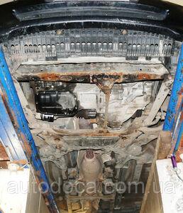 Захист двигуна Toyota Corolla E14 / E15 - фото №7