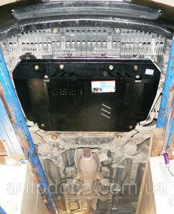 Защита двигателя Toyota Corolla E14 / E15 - фото №6