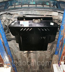 Защита двигателя Volkswagen Golf 3 - фото №7