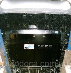 Защита двигателя Honda CR-V 4 рестайлинг - фото №5