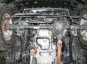 Захист двигуна Jeep Wrangler Rubicon CRD - фото №5