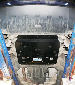 Защита двигателя Jaguar F-Pace - фото №5
