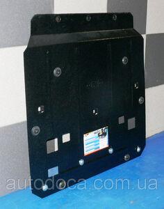 Защита двигателя Jaguar F-Pace - фото №4