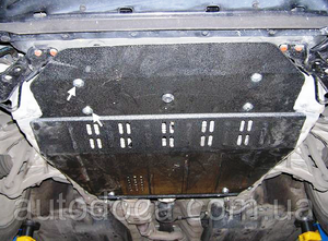 Защита двигателя Acura RL - фото №2