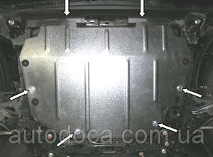 Захист двигуна Acura RDX - фото №3
