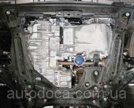 Защита двигателя Acura RDX - фото №4