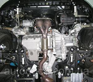 Захист двигуна Alfa Romeo 147 - фото №4