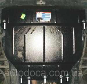 Защита двигателя BYD F6 - фото №2