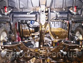 Захист двигуна BYD G3 - фото №3