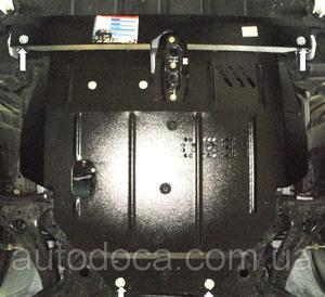 Захист двигуна BYD G3 - фото №2