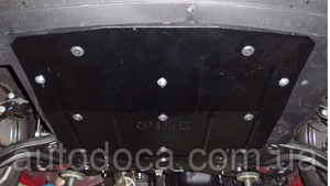 Защита двигателя Renault Master 2 - фото №12