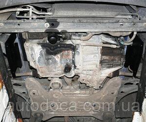Защита двигателя Renault Trafic 2 - фото №10