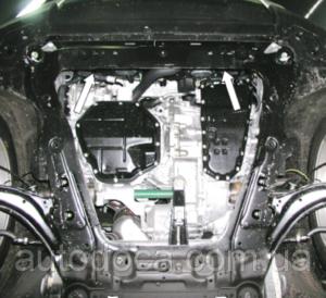 Защита двигателя Renault Koleos 1 - фото №8