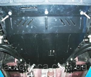 Защита двигателя Renault Koleos 1 - фото №7