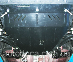 Захист двигуна Renault Koleos 1 - фото №7