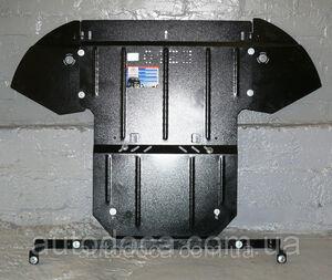 Защита двигателя Audi A8 D3 - фото №3
