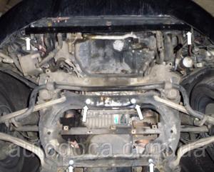 Защита двигателя Audi A8 D3 - фото №5