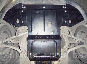Защита двигателя Audi A8 D3 - фото №4