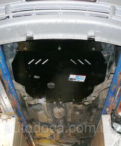 Защита двигателя Audi A3 8L - фото №6