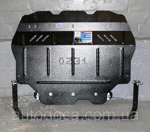 Защита двигателя Skoda Superb 2 - фото №4