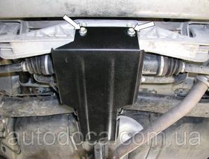 Защита двигателя Fiat Sedici - фото №8