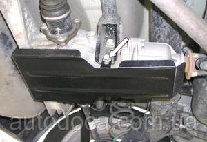 Защита двигателя Suzuki SX-4 Classic - фото №7