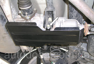 Захист двигуна Suzuki SX-4 Classic - фото №7