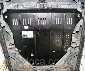 Защита двигателя Suzuki Liana - фото №8