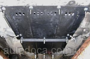 Защита двигателя Suzuki Grand Vitara 2 - фото №9
