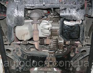 Захист двигуна Hyundai Getz - фото №5