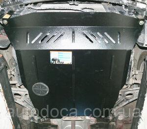 Захист двигуна Hyundai Getz - фото №4