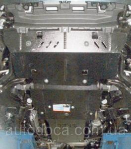 Захист двигуна Toyota Land Cruiser Prado 150 - фото №6