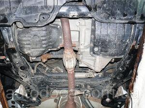 Захист двигуна Toyota Highlander 3 - фото №5