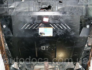 Захист двигуна Toyota Highlander 3 - фото №4