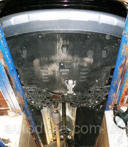 Защита двигателя Kia Sorento 3 - фото №3