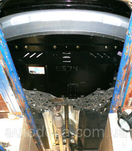 Защита двигателя Kia Sorento 3 - фото №6