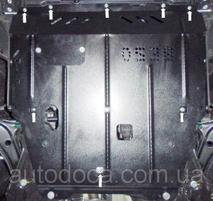 Захист двигуна Suzuki SX-4 S-cross - фото №6