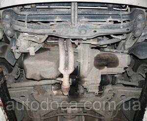Защита двигателя Chery Amulet (Flagcloud) - фото №5
