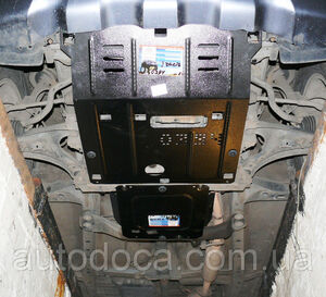 Защита двигателя Daihatsu Terios - фото №4