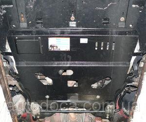 Защита двигателя Peugeot 3008 1 - фото №4