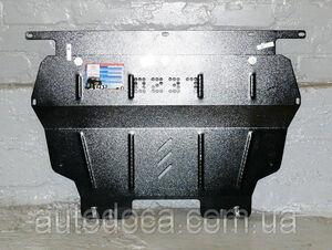 Защита двигателя Peugeot Partner Tepee - фото №4