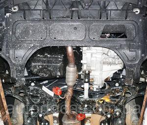 Защита двигателя Skoda Roomster - фото №3