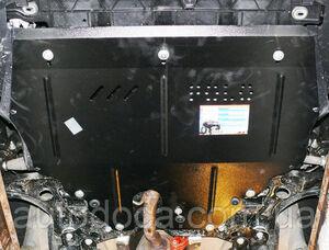 Защита двигателя Skoda Roomster - фото №2