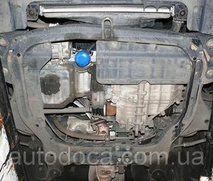 Защита двигателя Kia Cerato 2 - фото №6