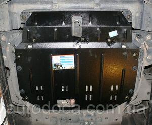 Защита двигателя Kia Cerato 2 - фото №5