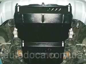 Защита двигателя Mitsubishi L200 4 - фото №13